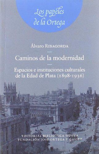 9788497429856: Caminos De La Modernidad (Historia (biblioteca Nueva))