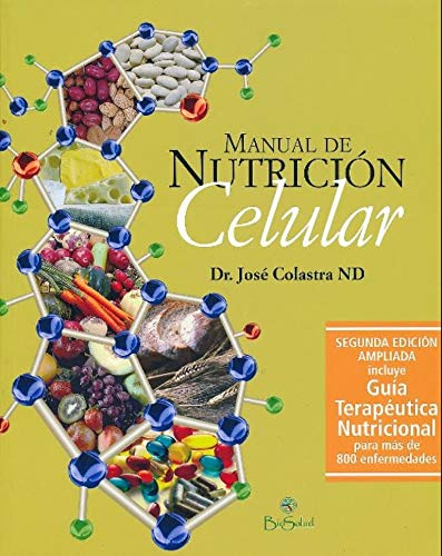 9788497441841: Manual de Nutrición celular