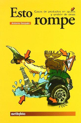 9788497450195: Esto Rompe (Catálogo General)