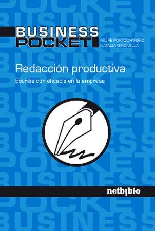9788497452281: Redaccion Productiva Escriba Con (Business Pocket)
