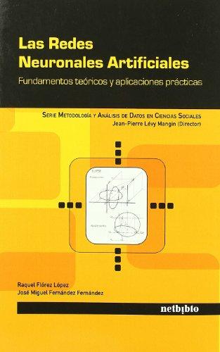 Redes neuronales artificiales: Flores Lopez, Raquel