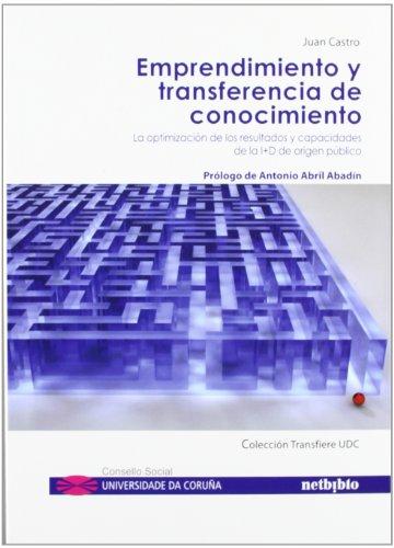 9788497454537: Emprendimiento Y Transferencia De Conocimiento (Transfiere Udc (netbiblo))