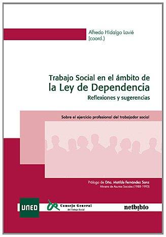 Trabajo Social en el ámbito de la: Alfredo Hidalgo Lavié