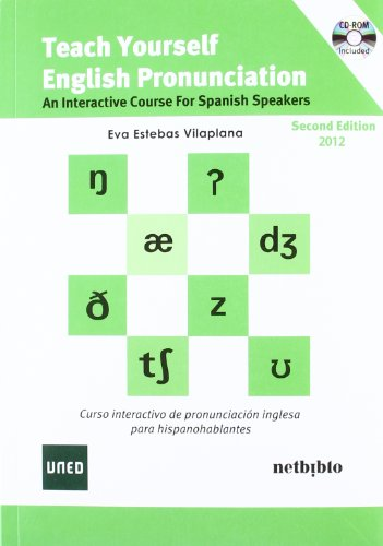 9788497459761: Teach Yourself English Pronunciation - 2ª Edición (+ CD) (Filologia (netbiblo))