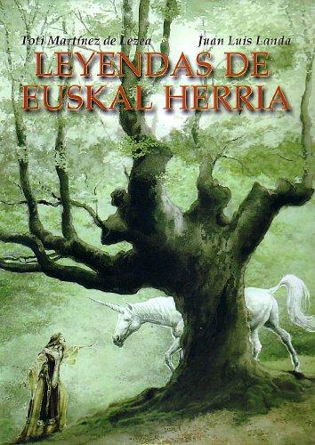 9788497460293: Leyendas Euskal Herria (Euskal Kultura - Cultura Vasca)