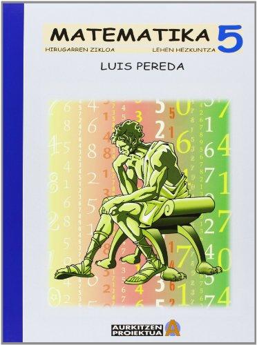9788497460330: Matematika LH 5