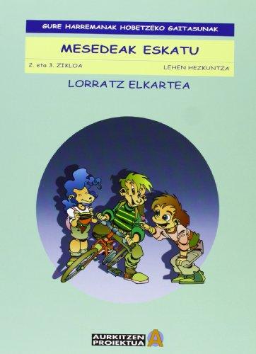 Mesedeak eskatu - Lorratz Elkartea