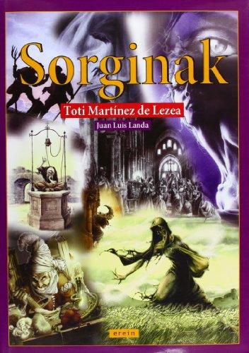 9788497463065: Sorginak (Euskal Kultura - Cultura Vasca)