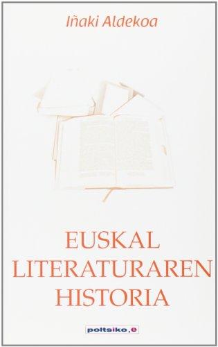 9788497464260: Euskal literaturaren historia (Poltsiko.e)