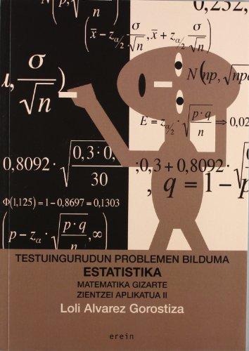 Estatistika matematika gizarte zientziei aplikatua ii: Alvarez, Loli