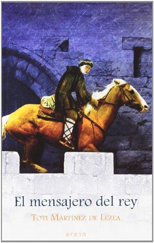 9788497467490: El mensajero del rey (Perceval)