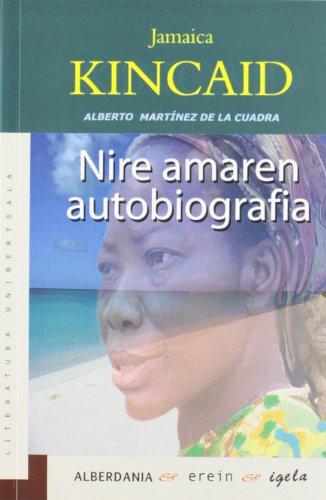Nire Amaren Autobiografia (Literatura Unibertsala): n/a