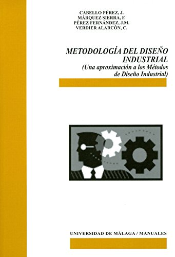 9788497472906: Metodologia del diseno industrial/ Industrial Design Methodology (Spanish Edition)