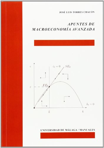 9788497474450: Apuntes de Macroeconomía Avanzada: 97 (Manuales)