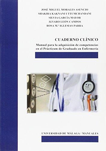 Cuaderno clínico : manual para la adquisición: José Miguel .