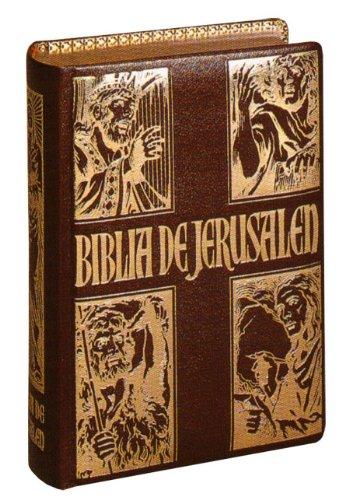 9788497489324: Biblia Jerusalén Normal: Mod. 6