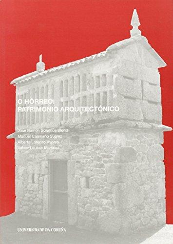9788497495820: O hórreo: patrimonio arquitectónico (Monografías)