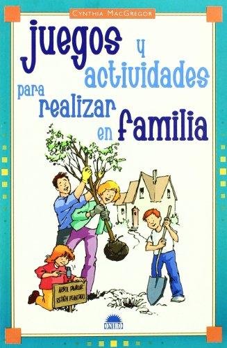 9788497540896: Juegos y actividades para realizar en familia / Games and Activities for Family (Spanish Edition)