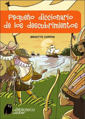 9788497543590: Pequeno diccionario de los descubrimientos/ Small Dictionary of Discoveries (Spanish Edition)