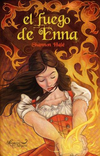 El fuego de Enna (8497544366) by SHANNON HALE