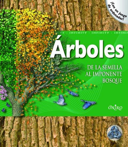 9788497545372: Árboles : de la semilla al imponente bosque (Spanish Edition)