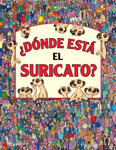 9788497546270: ¿Dónde está el suricato? (Spanish Edition)