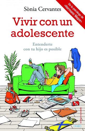 9788497546911: Vivir con un adolescente