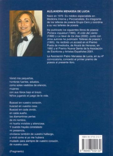 9788497550130: La muerte en casa (Pablo Menassa de Lucia. Aula de poesía y psicoanálisis)