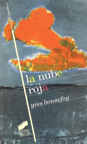 9788497561433: La Nube Roja (Spanish Edition)