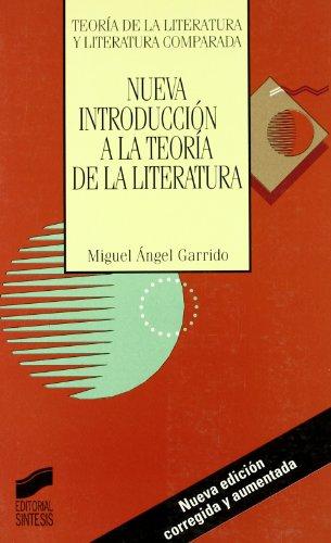 9788497561969: Nueva introducción a la teoría de la literatura