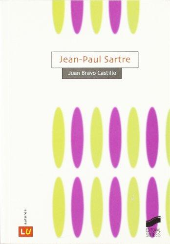 JEAN-PAUL SARTRE: BRAVO CASTILLO, JUAN