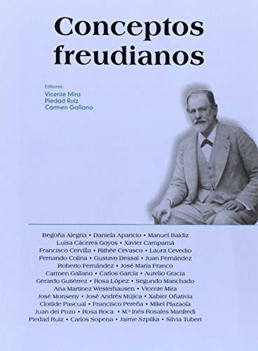 9788497563123: Conceptos freudianos (Psicoanálisis. Clásicos del psicoanálisis)