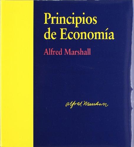Principios de economía: Marshall, Alfred