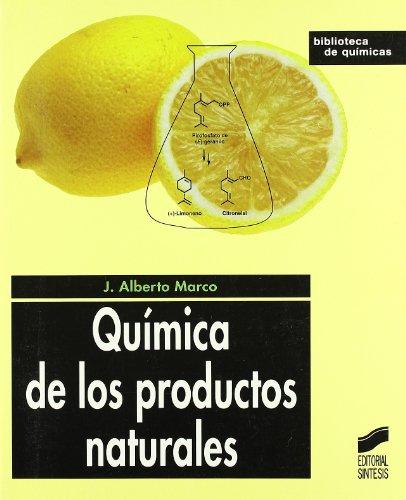 9788497564038: Química de los productos naturales