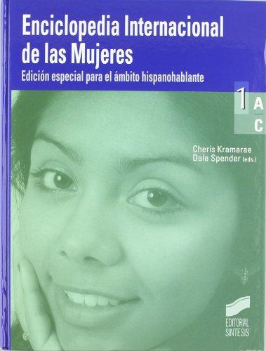 9788497564199: Enciclopedia internacional de las mujeres: 5 (Diccionarios)