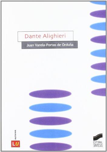 9788497564335: Dante Alighieri (Historia de la literatura universal)
