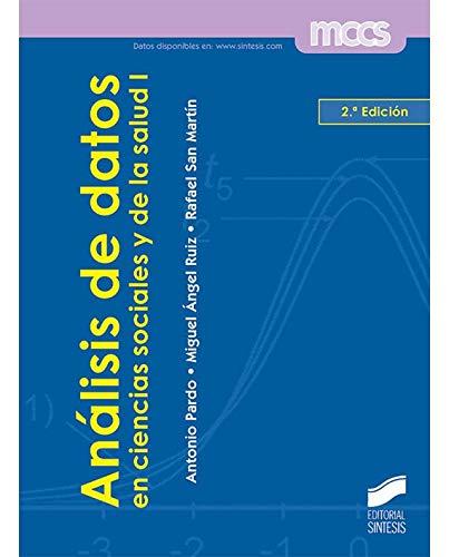 9788497566476: Análisis de datos I: en ciencias sociales y de la salud (MCCS)