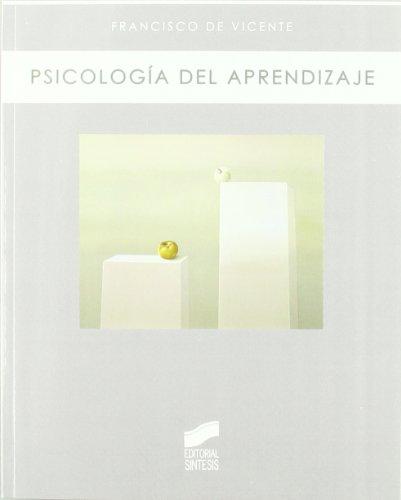 9788497567053: Psicologia Del Aprendizaje