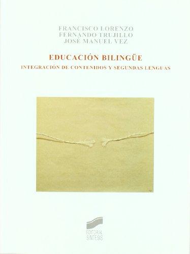 9788497567268: Educación bilingüe