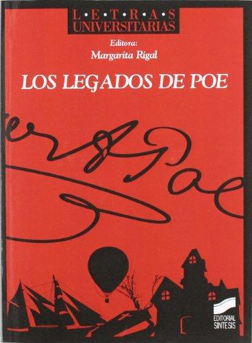Legados de poe, Los: Rigal, Margarita