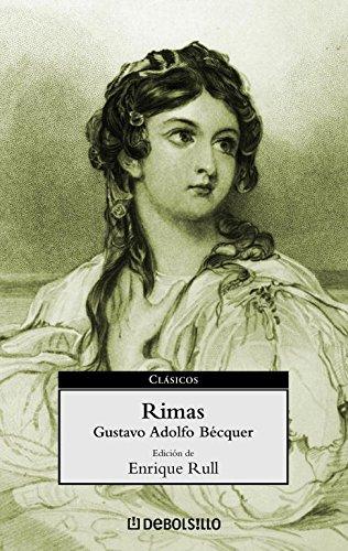 Rimas/ Rhymes (Clasicos / Classics) (Spanish Edition): Becquer, Gustavo Adolfo