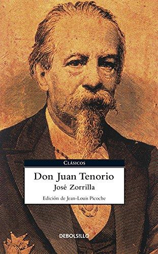 Don Juan Tenorio (Clasicos) (Spanish Edition): Zorrilla, Jose