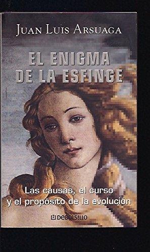9788497591577: El enigma de la esfinge (Debolsillo)
