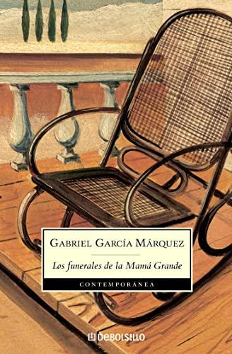 9788497592468: Los funerales de la Mamá Grande (Contemporánea)