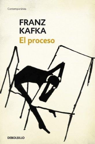 9788497592819: El proceso (Contempora) (Spanish Edition)