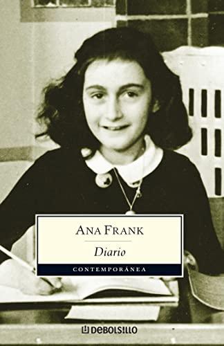 9788497593069: El Diario de Ana Frank (Anne Frank: The Diary of a Young Girl) (Contemporánea) (Spanish Edition)