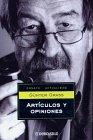 9788497593274: Articulos y opiniones (gunter grass) (Ensayo (debolsillo))