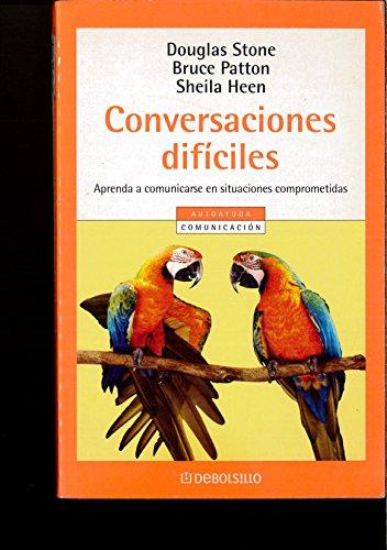 9788497594813: Conversaciones dificiles (Autoayuda (debolsillo))