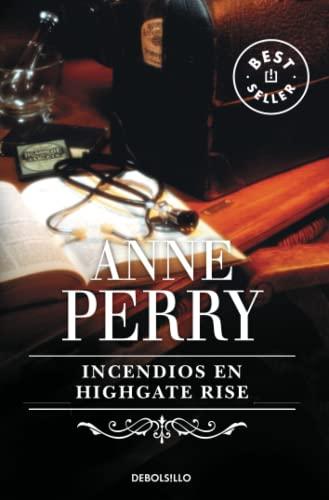 Incendios en Highgate Rise / Highgate Rise: Perry, Anne
