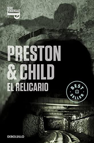9788497595810: El relicario / Reliquary (Spanish Edition)